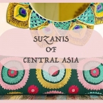 Suzanis Of Central Asia Banner
